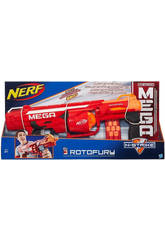 Nerf Mega Rotofury Blaster