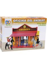 Playset Oeste Oficina Del Sheriff