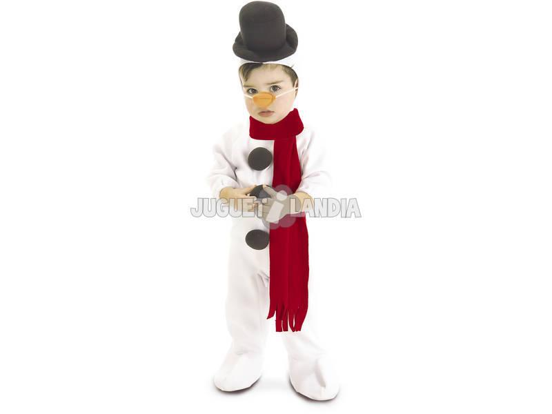 Disfraz Baby muñeco de nieve