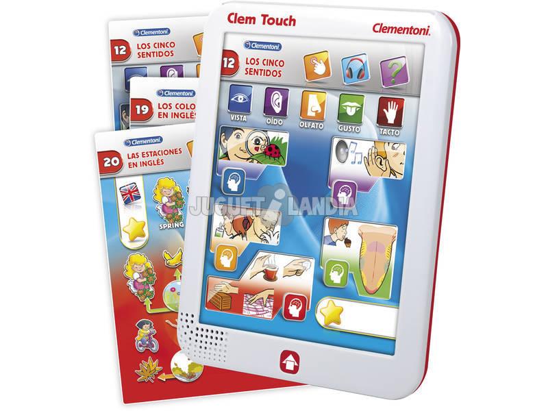 Clem Touch Primeros Descubrimientos