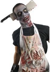 imagen Diadema con Cuchillo Carnicero Zombie Rubies 3726