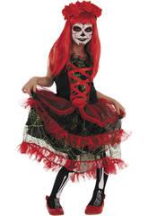 imagen Disfraz Niña Katrina Talla M Rubies S8329-M