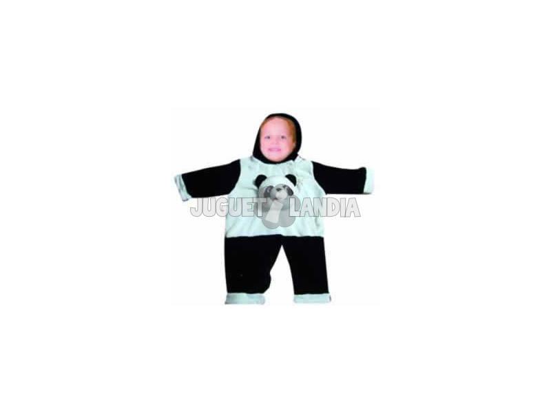 Disfraz Oso Panda Bebé Talla S