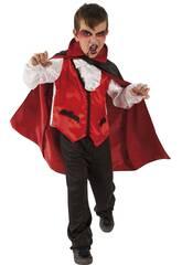 Disfraz El Conde Drácula T-S Rubies S8309-S