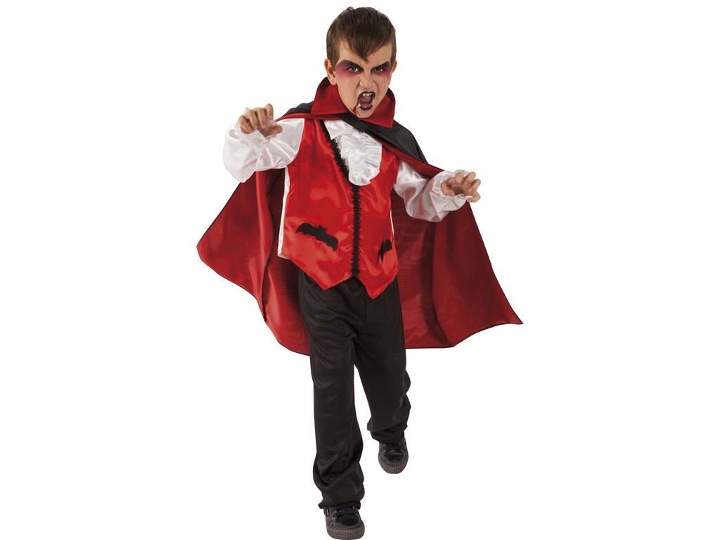 Disfarce O Conde Drácula Tamanho L Rubies S8309-L