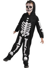 Déguisement Squelette Glow in Dark Taille L Rubies S8318-L