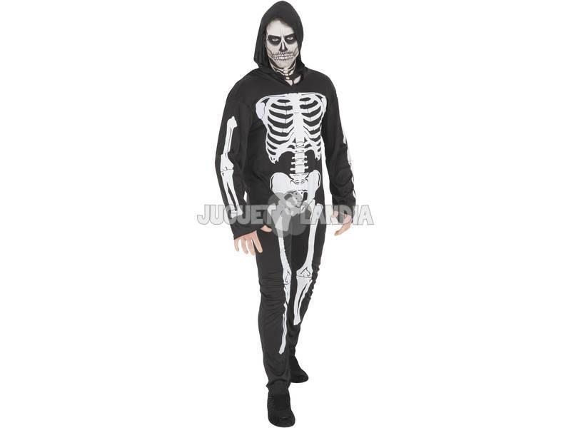 Disfarce Adulto de Esqueleto Rubies S8333