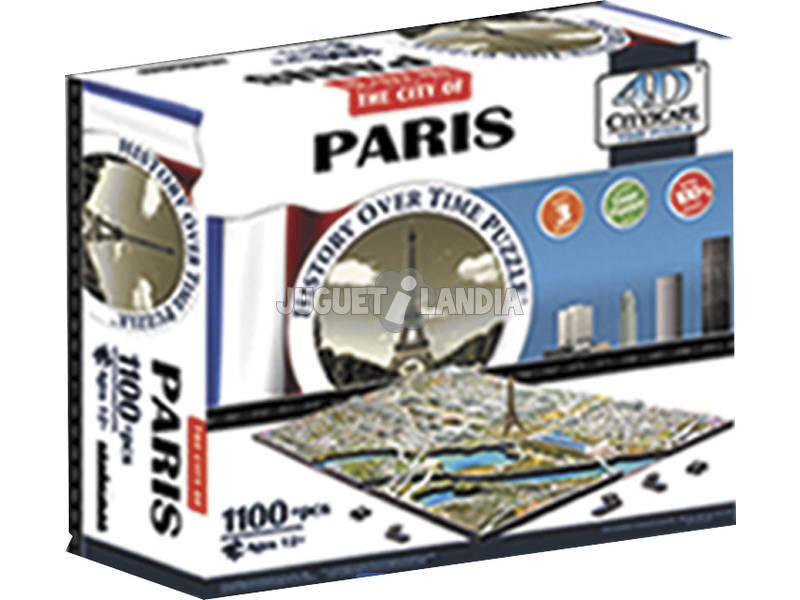 Puzzle 4D Villes Paris