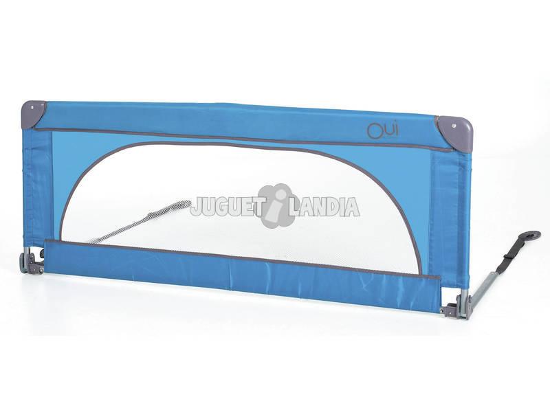 Barrera Cama Plegable Oui Blue 130 cm.