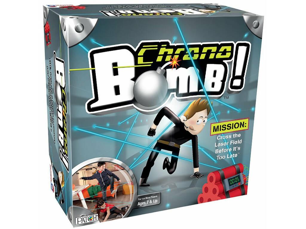 Jogo de Tabuleiro Chrono Bomb IMC TOYS 94765