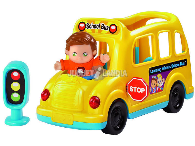 Tut Tut Amigos El Bus del Cole