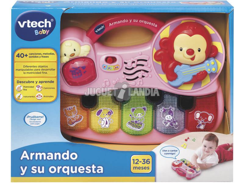 Armando y su Orquesta Rosa Vtech 150857