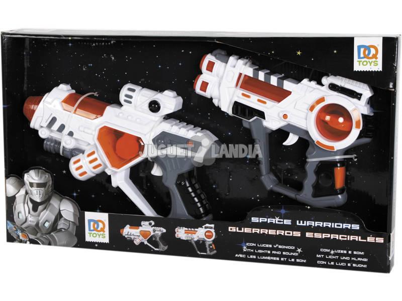 Set Espacial de 2 Pistolas