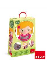 Bibis bambola da cucire