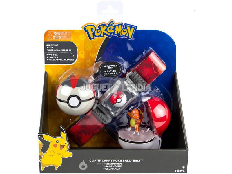 Pokemon Cinturón Entrenador Bizak 3069 8027