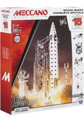 Meccano 18 Cohete Espacial