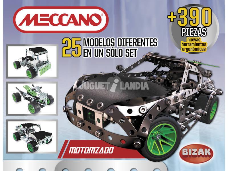 Meccano 25 Motorizado Rally