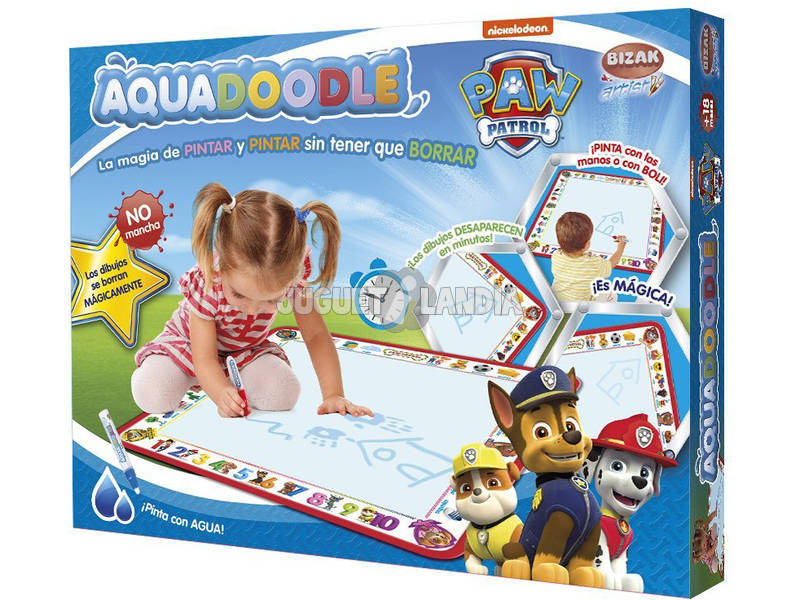 Patrulla Canina Aquadoodle Familiar