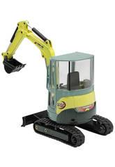 Mini Excavadora Ammann Yanmar Vi035
