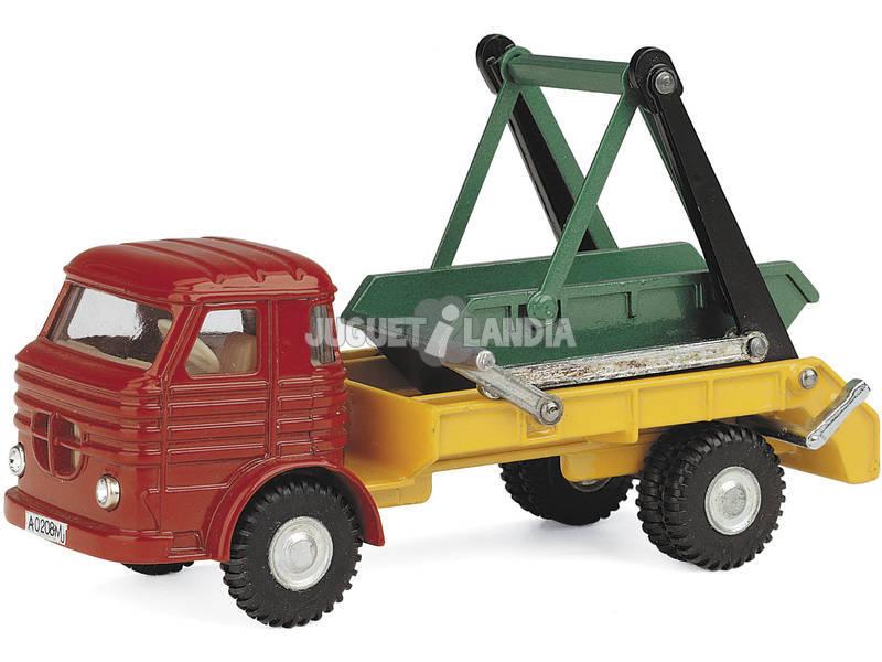 Camión Pegaso con Cajón Basculante