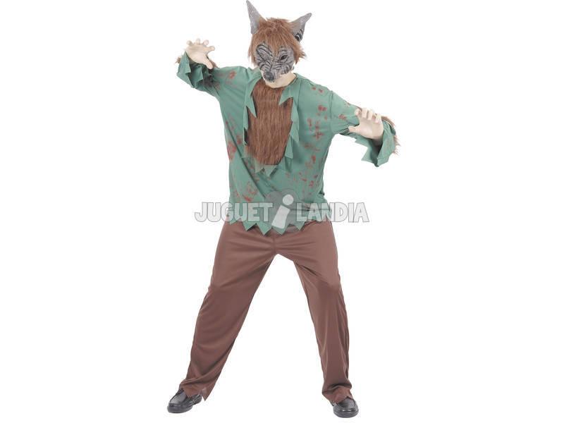 Déguisement Homme Loup Taille XL