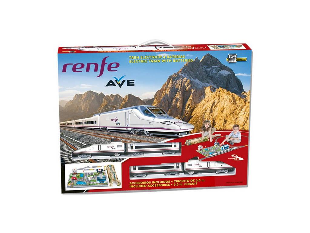 Escala Tren Ave Pequetren Renfe A 720 ED2IWH9Y