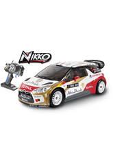 Radio control 1:16 Citroen DS3 WRC