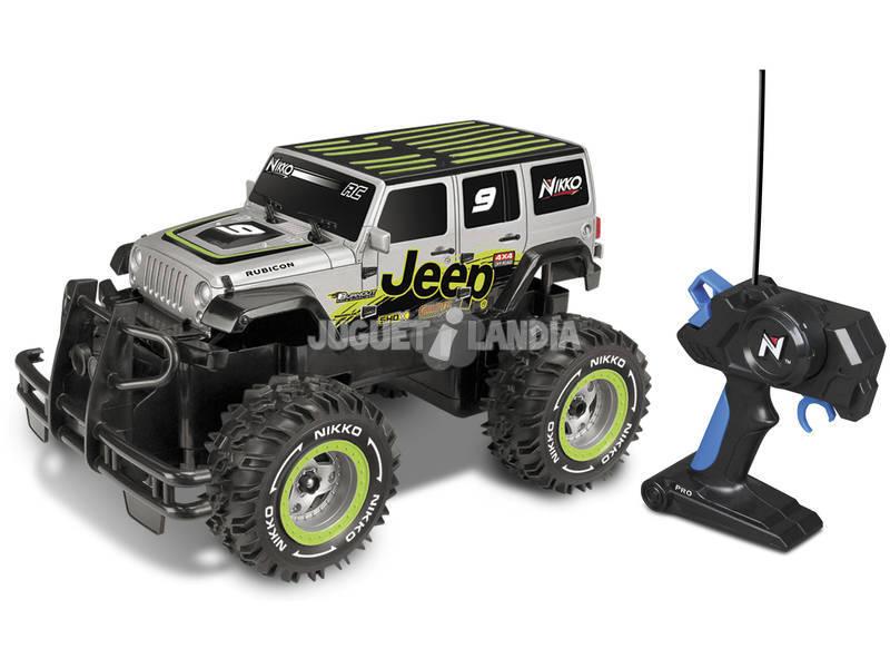 Rádio Controlo 1:16 Jeep Wrangler Rubicon Nikko 94154
