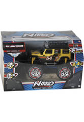 imagen Radio control 1:18 Jeep Wrangler Nikko 94173