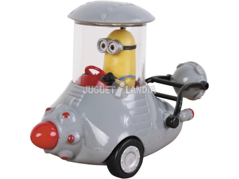Minions Vehiculo con Figura