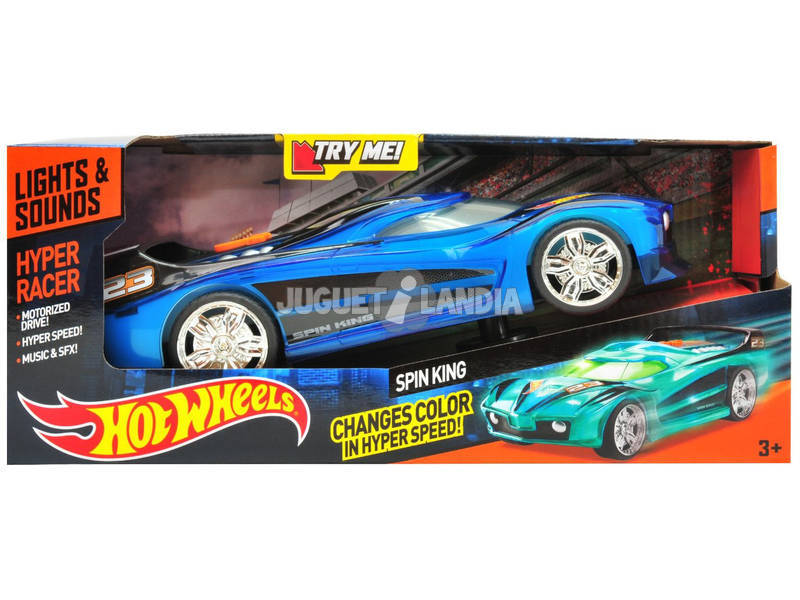 Hot Wheels Heper Racer L e S