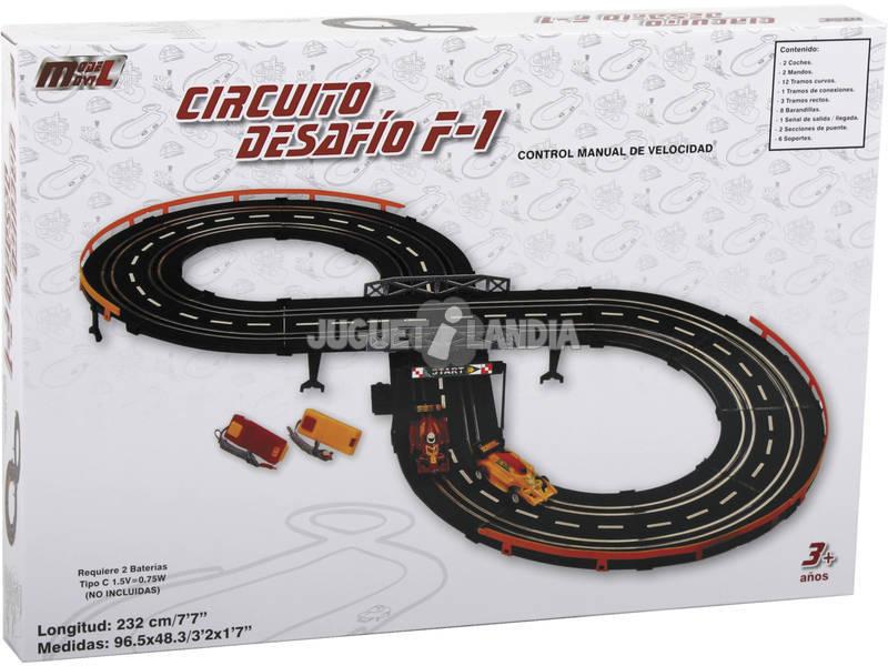 Circuito Desafío Formula 1