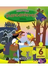 imagen Cuento Con Puzzle (4 Libros) Susaeta S0690