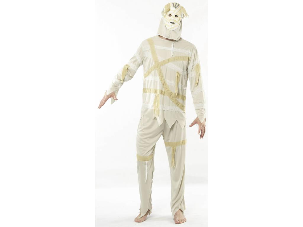 Disfraz Momia Hombre Talla XL