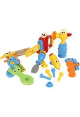 imagen Set Herramientas Infantiles de Juguete