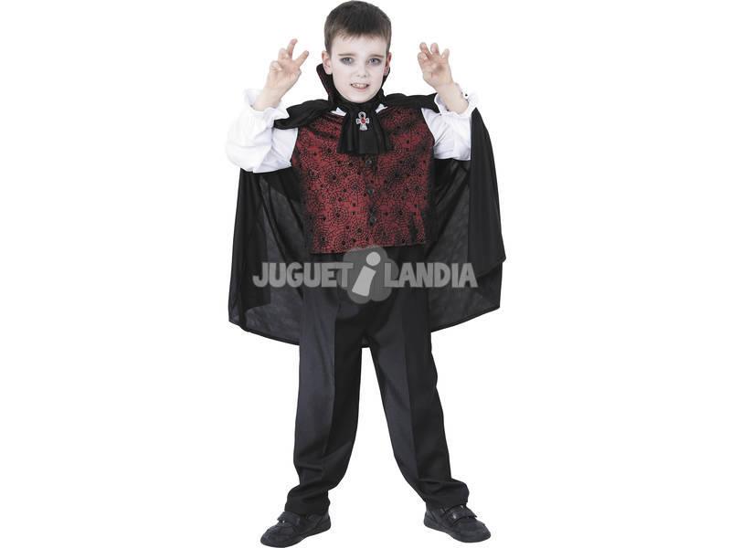 Disfraz Vampiro Malvado Niño Talla L