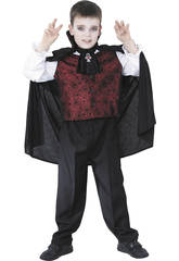 Maschera Vampiro Malvagio Bambino Taglia L