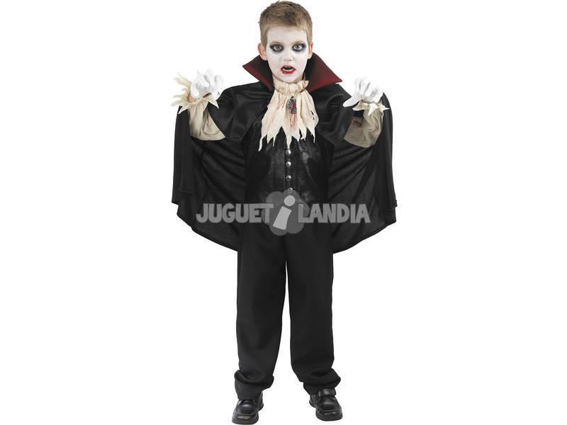 Bloody Count Costume Criança Tamanho S