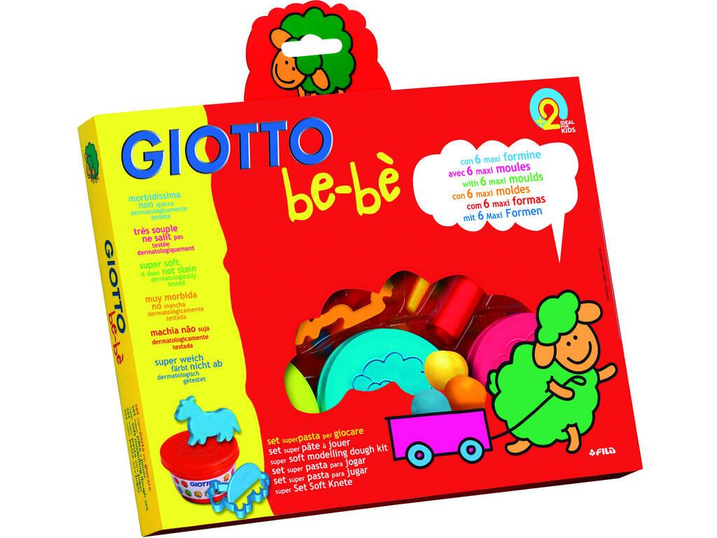Giotto Bebé Súper Pasta para Jugar