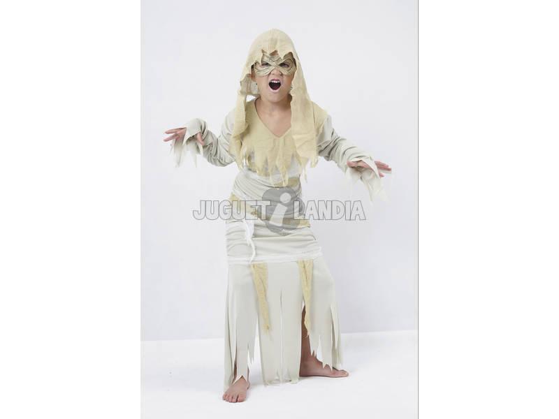 Disfraz Momia Niña Talla M