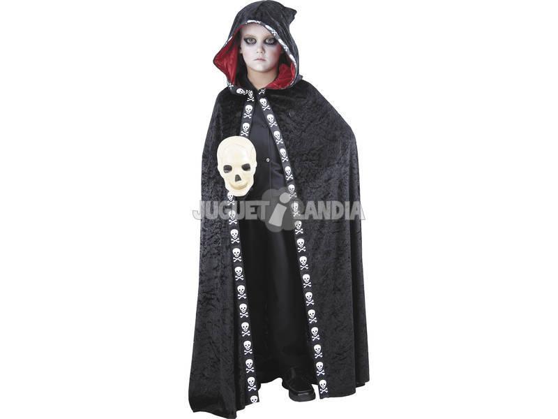 Disfraz Tunica Esqueleto NiñoTalla L