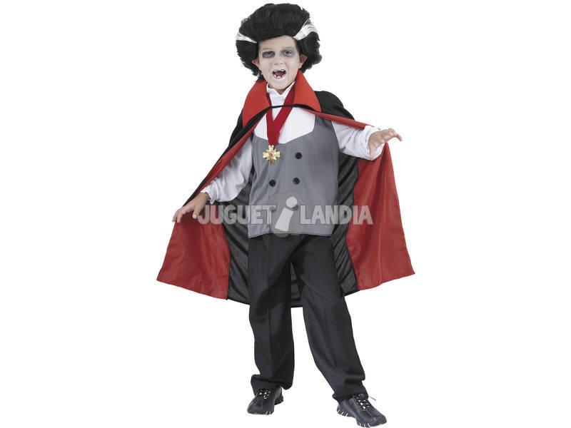 Disfraz Vampiro Clasico Niño Talla S