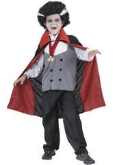 Maschera Vampiro Classico Bambino Taglia S