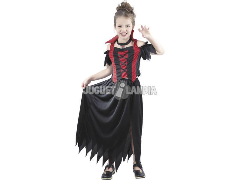 Disfraz Niños M Vampira