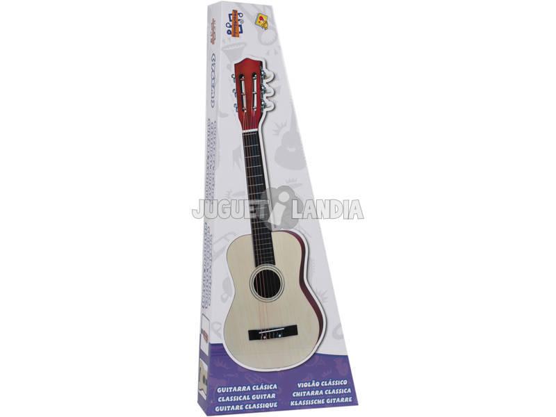 Guitarra De Madeira 76.2 cm.
