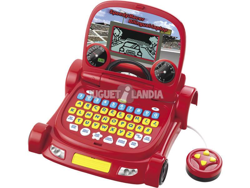 Ordinateur portable speedy racer
