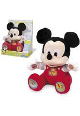 Peluche Interactivo Baby Mickey