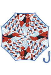 Parapluie Manuel Spiderman Transparent. 46/8