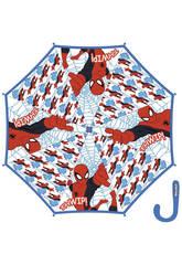 Paraguas Manual Spiderman Transparente 46/8