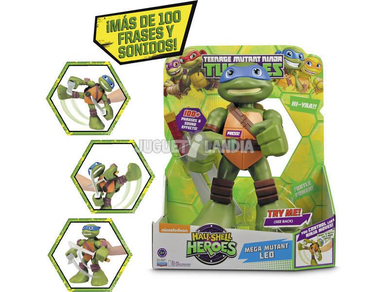 Tortugas Ninja 30 cm. Figura Leo Boxeador